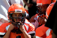 2010 Bombers vs Raiders - Orange Tiney Mites