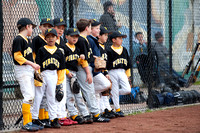 2012 Rookie Pirates vs Reds